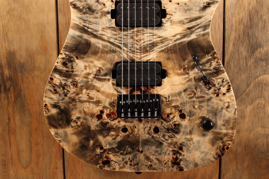 Mayones Duvell 6 Elite Eye Poplar Gloss