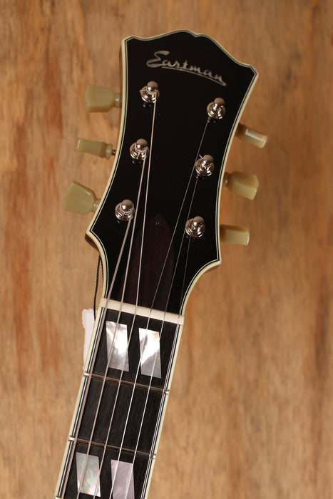 PRS SE Custom 24 Grey Black - Maple Neck & FB LTD