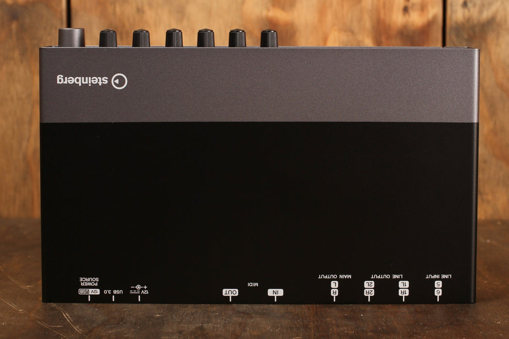 Steinberg UR44C Audio Interface