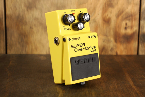 Boss SD-1 Super Distortion