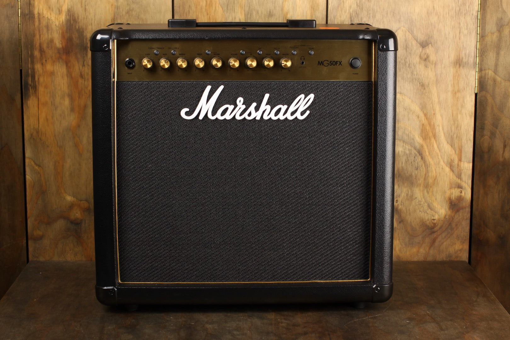 Marshall MG50GFX Gold