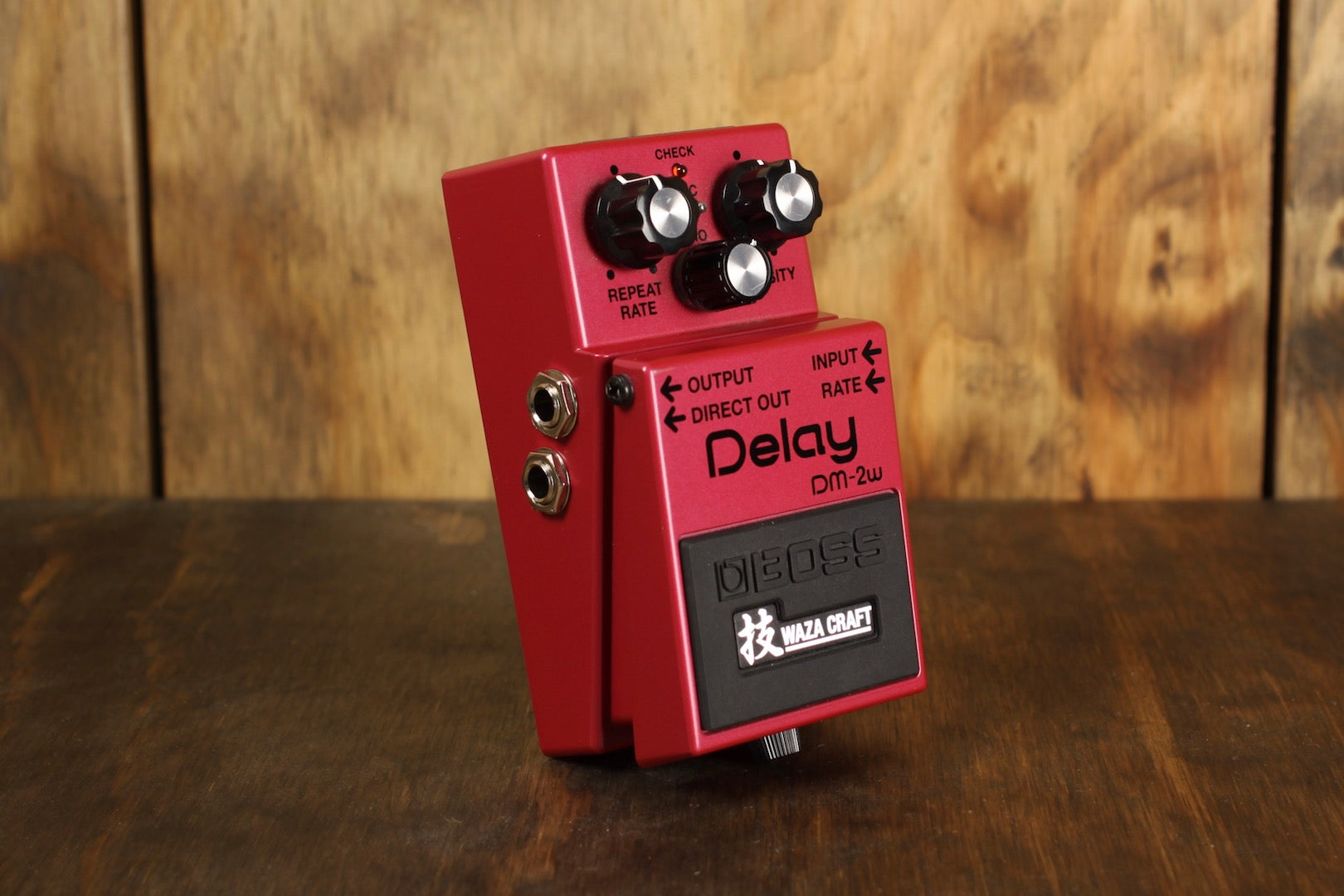 Boss DM-2w Delay Waza Craft