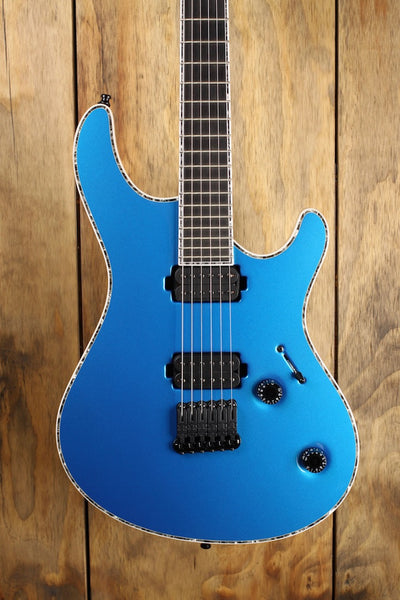 Mayones Regius Blue Metallic