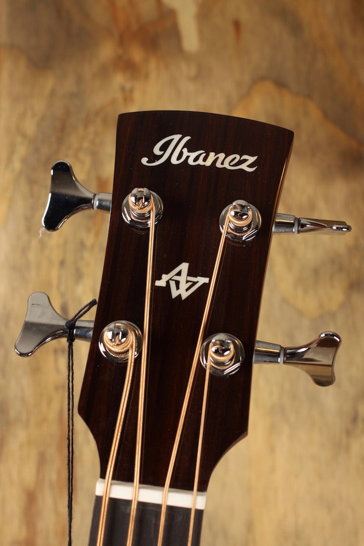 Ibanez AVCB9CE Artwood Vintage Electro-Acoustic Bass
