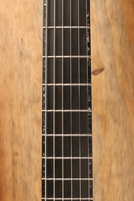 Mayones Regius 6 Core Antique Black Matte Black Binding