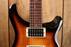 PRS SE 35th Anniversary Custom 24 Black Gold Burst