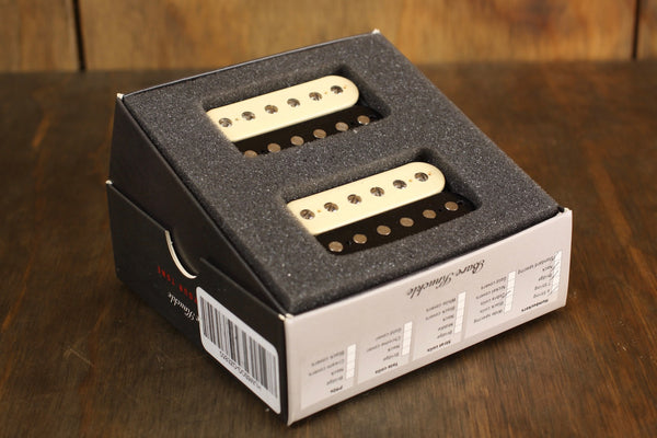 Bare Knuckle Bootcamp Old Guard Humbuckers Zebra