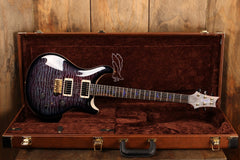 PRS Private Stock Custom 24 #8349 Northern Lights Smoked Burst