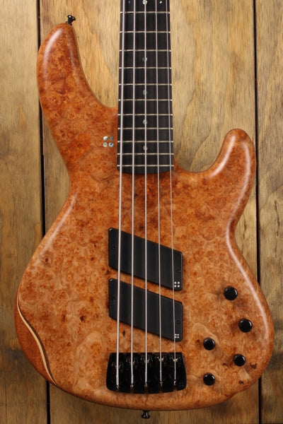 Sand­berg Pan­ther 5 Maple Burl 35""