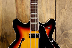 Fender Coronado Bass Modern Player 3-Tone Sunburst