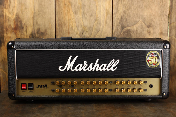 Marshall JVM410H 4 Chn 100Watt Valve Head