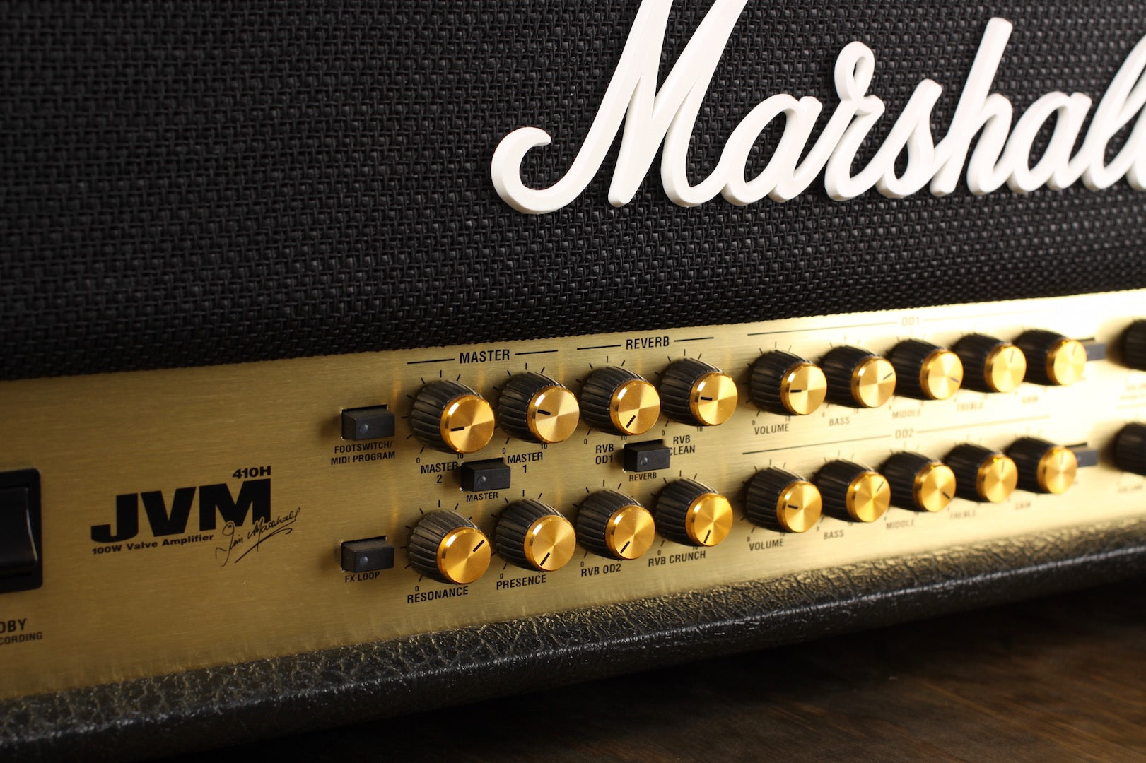 Marshall JVM410H 4 Chn 100Watt Valve Head SALE!!