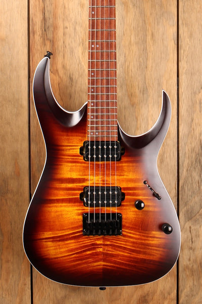 Ibanez RGA42FM DEF Dragon Eye Burst
