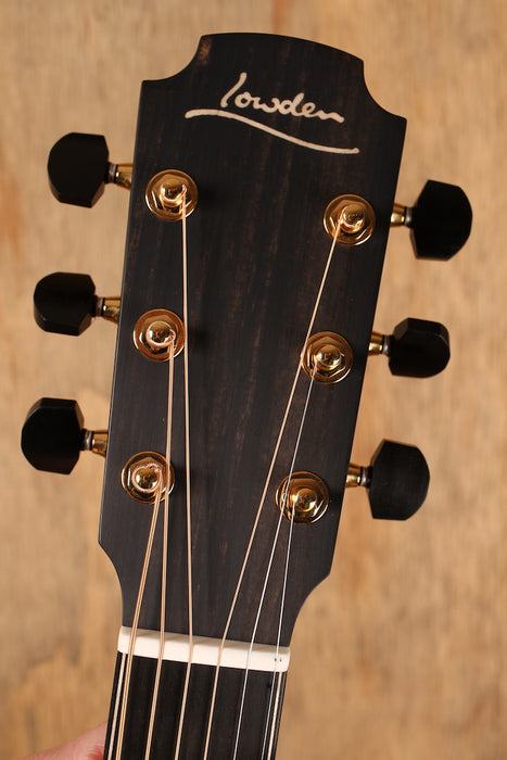 Lowden S-35 WA/RC (Drift) 12 Fret