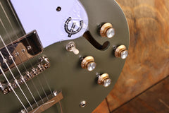 PRS McCarty 594 Wood Library 10-Top Charcoal Satin