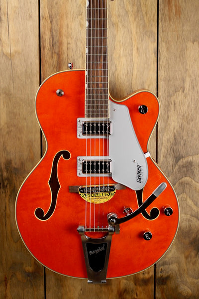 Gretsch G5420T 2016 Electromatic Hollow Body Bigsby Orange Stain