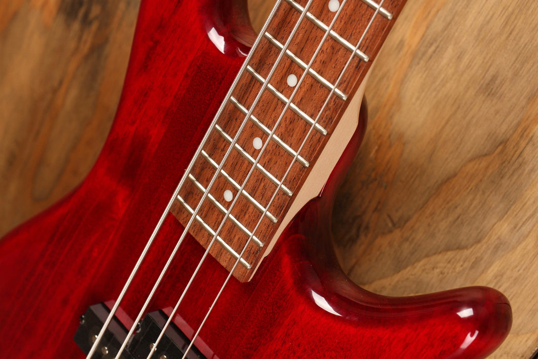 Ibanez GSR200 Transparent Red
