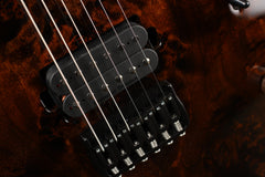 Mayones Duvell 6 Elite Trans Dirty Brown Gloss