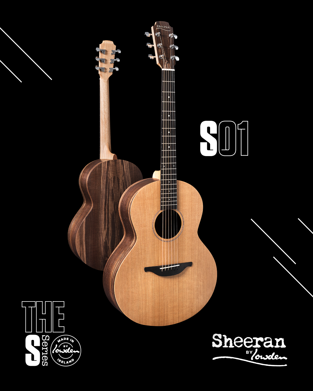 Sheeran by Lowden S01