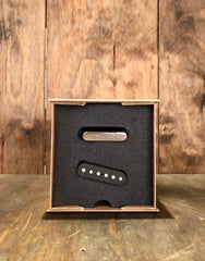 Apollo Pickups T-Style Closed Cover Set