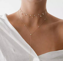 Kaomi crystal drop choker - Uli Uli Jewelry