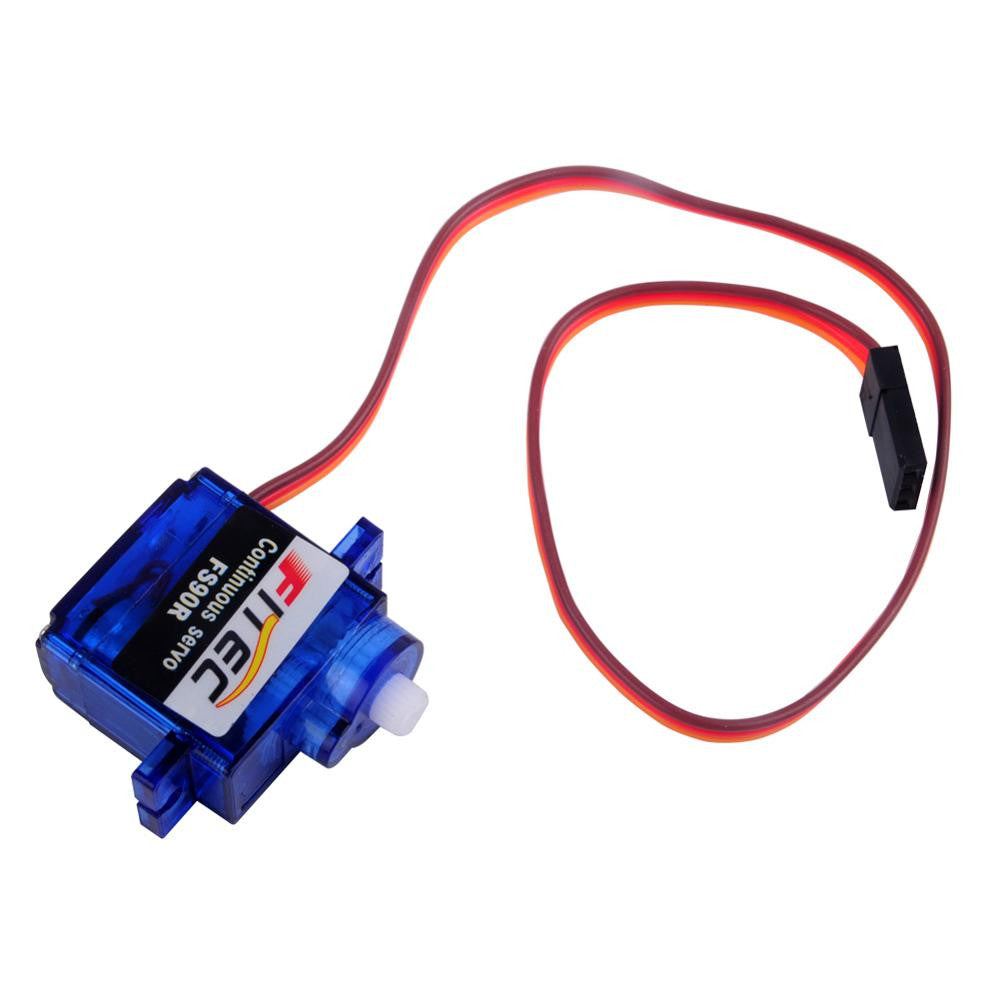 RCmall Feetech FS90R Servo 360 Degree Continuous Rotation Micro RC