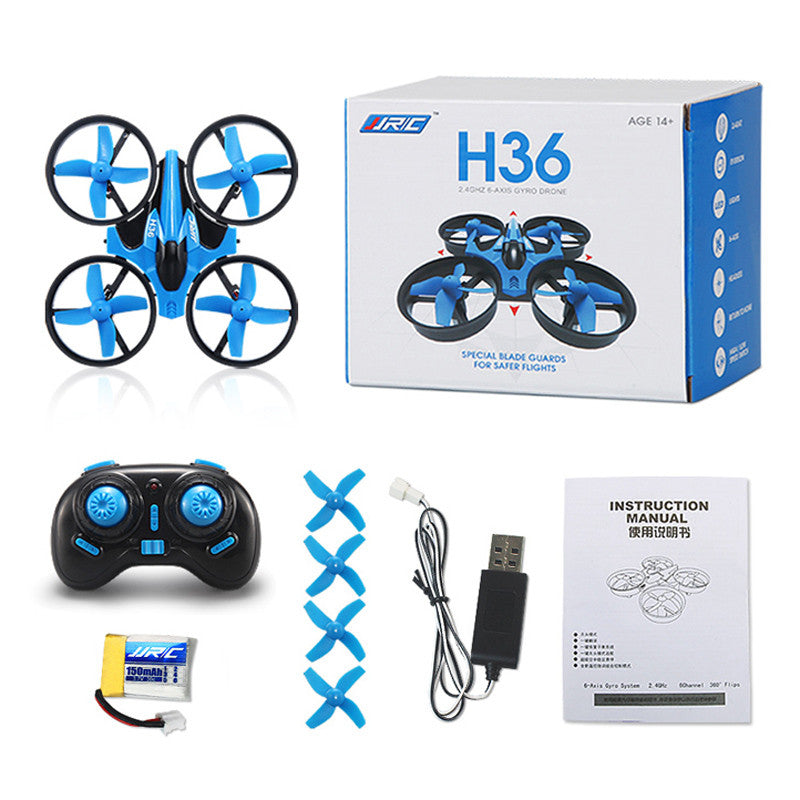 JJRC H36 Mini Drone 4CH 6 Axis Gyro RC Quadcopter with Headless