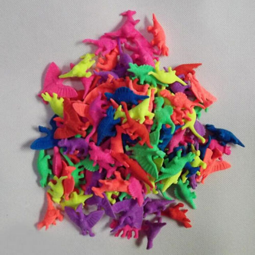 10 Pcs Colorful Growing In Water Bulk Swell Sea Creature Various kinds