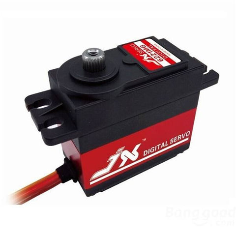 4PCs JX PDI-6221MG 20KG Large Torque Digital Coreless Servo For RC Model Spare Parts For RC Airplane Car