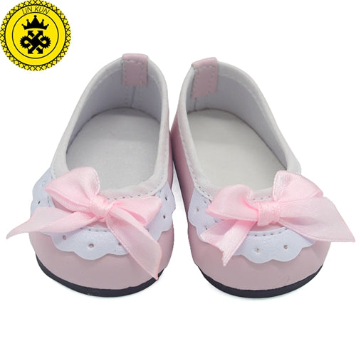 American Girl Doll Shoes Fits 18 inch Doll Patent Leather Shoes With