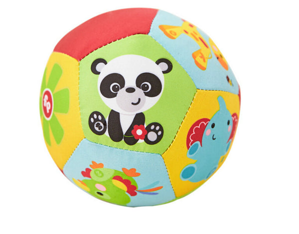 1PCS Baby Ball Toys Animal Ball Soft Stuffed Toy Balls Baby Rattles