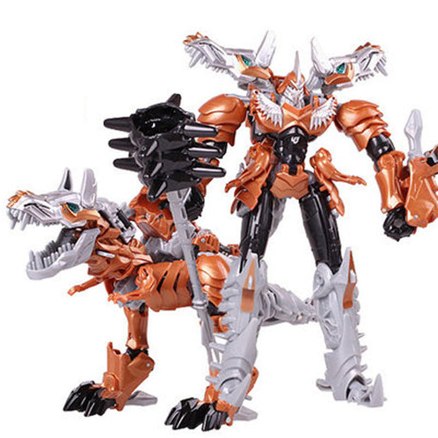 Cool Boy Toys Gifts Dragon Transformation Robot Cars Action Figures