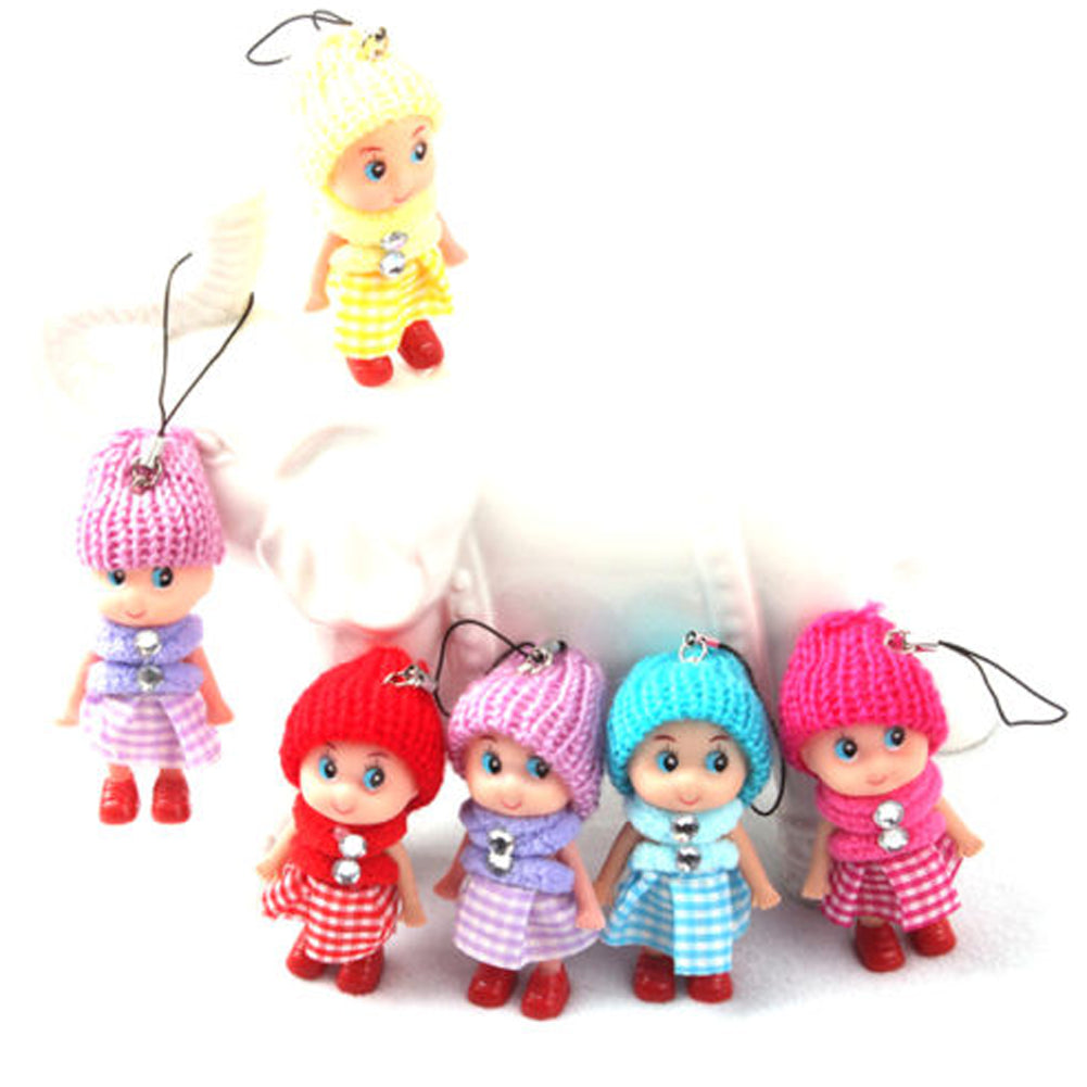 1PC Mini Ddung Doll Best Toy Gift for Girl Confused Doll Key Chain
