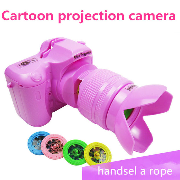 Hot sale Plastic SLR camera  17*8*12CM  Baby toy cameras good