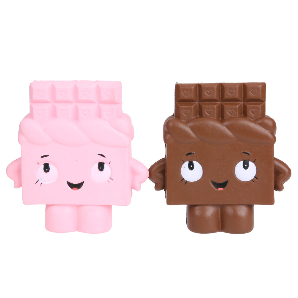 1PCS Squishy Bread with chocolate Cute Charm Phone Straps Super Slow