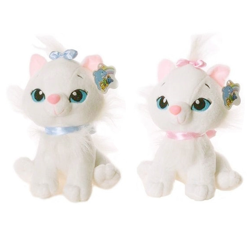 1pc 18CM Selling Product Cute Aristocats Cat Marie Plush Toys Anime