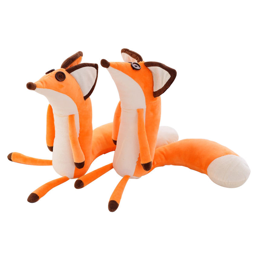 1pcs 60cm The Little Prince And The Fox Plush Dolls , Stuffed