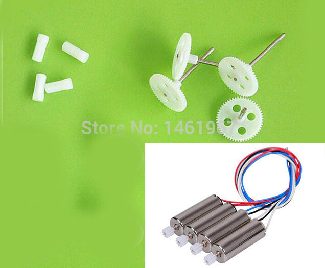 JJRC H31 Spare Parts Origin CW/CCW Motor H31-008 with big gear For