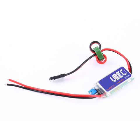 High Quality RC UBEC 3A Max 5A Lowest RF Noise BEC Full Shielding Antijamming Switching Regulator For Lowest Noise BEC 5V / 6V
