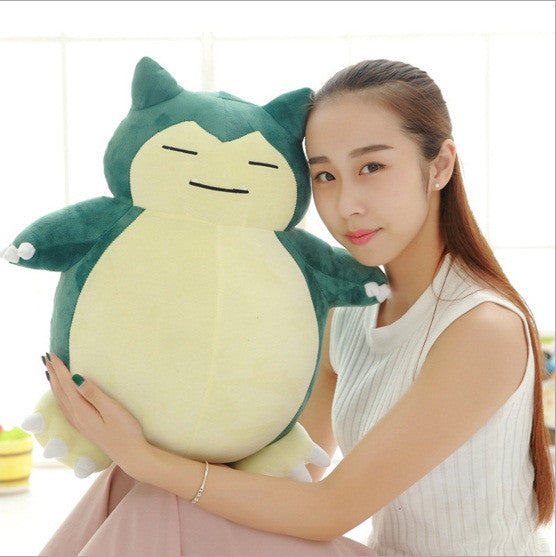 "12""30cm Snorlax Plush Toys Lovely Super Soft Anime Plush Dolls Gift"