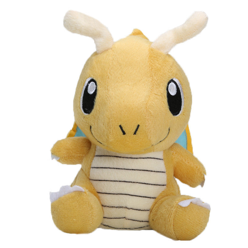 16cm Pocket doll Dragonite Plush Toy Stuffed Dolls plush doll Gifts