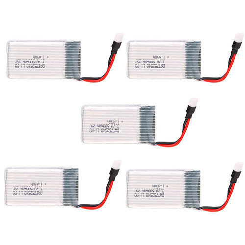 Hot 3.7V 500mAh 25C Lipo Battery Spare Parts for Syma X5 X5C H5C