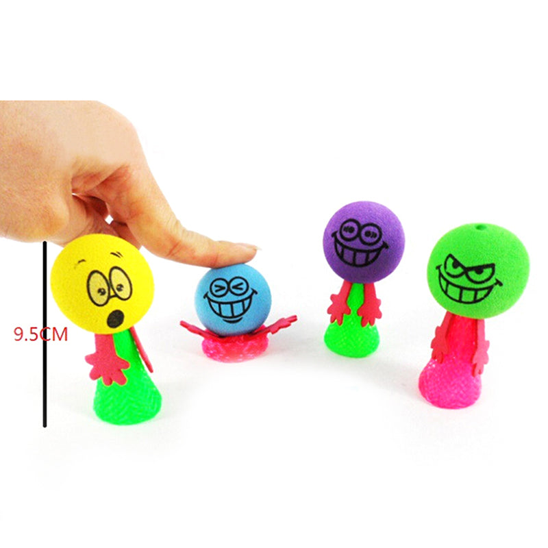 1PCS New Kids Funny Bounce toy Shock Joke Shocking Gadget Prank Toy