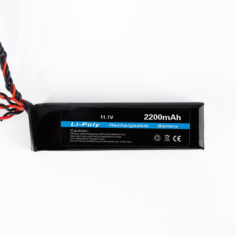 High Quality Hot Sale Power 11.1V 2200mAh 20C Lithium Battery For