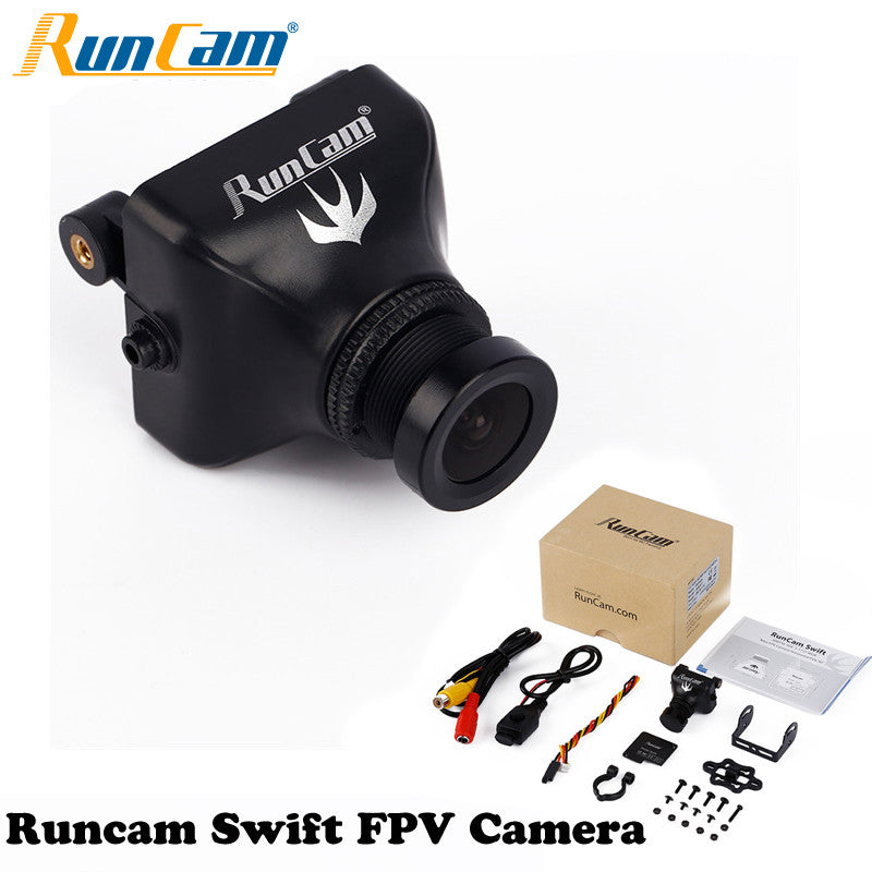 1pcs Runcam Swift FPV Camera 600TVL Horizontal Camera 2.8MM Lens PAL