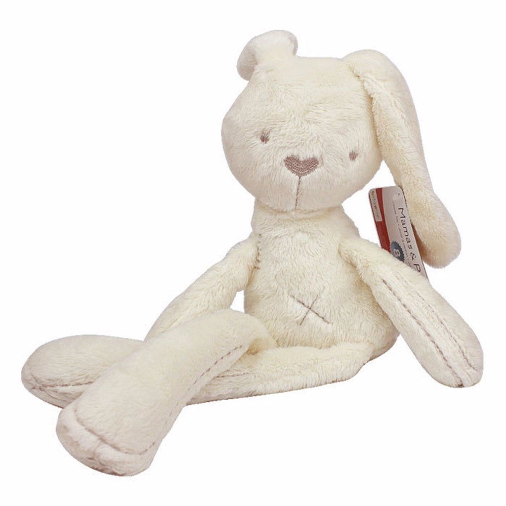2017 Cute Rabbit Doll Baby Soft Plush Toys For Children Bunny Sleeping