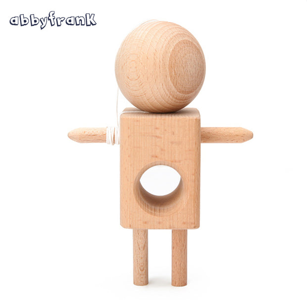 Abbyfrank Japanese Traditional Toy Jumbo Kendama Ball Wooden Toy