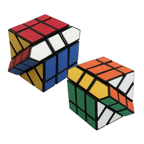 1Pcs Magic Cubes Twist Puzzle Toy Colorful Cube Magic Speed Classic