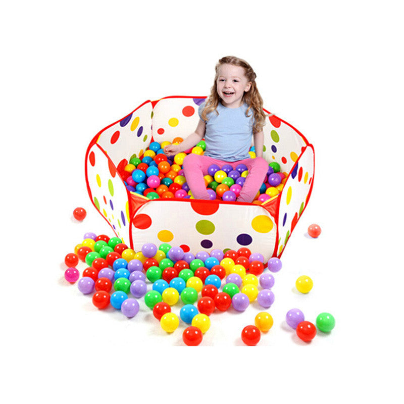 1m Ocean Ball Pool Baby Kids Sport Play Toys Indoor Fun Sports Lawn