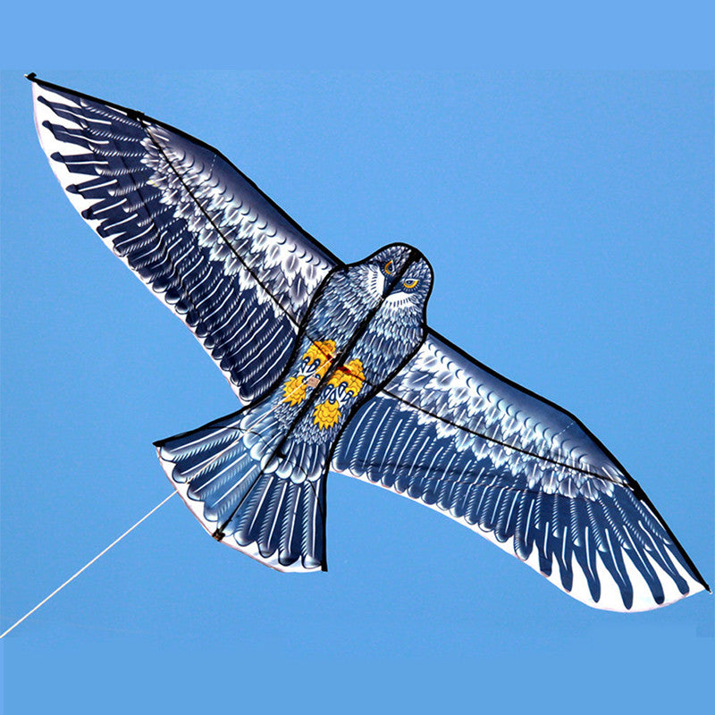 180cm Large Eagle Kite With Kite Hand&line Easy Flying Outdoor Toy For